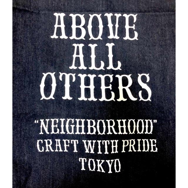 NEIGHBORHOOD(ネイバーフッド)のneighborhoodネイバー:エプロン メンズのファッション小物(その他)の商品写真