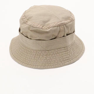 フリークスストア(FREAK'S STORE)のNEWHATTAN ニューハッタン  インサイドアウトバケットハット 帽子(ハット)