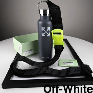 オフホワイト(OFF-WHITE)の新品 日本未入荷 2020SS OFF-WHITE ウォーターボトル(その他)