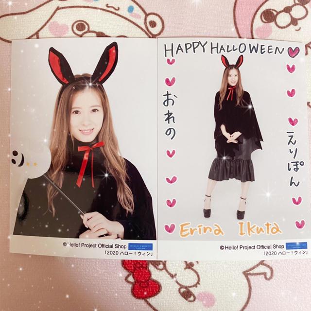 モーニング娘。(モーニングムスメ)の生田衣梨奈 チケットの音楽(女性アイドル)の商品写真