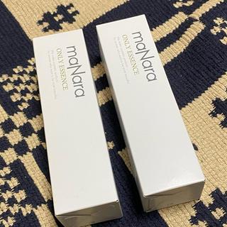 マナラ(maNara)のマナラ オンリーエッセンス2本セット(オールインワン化粧品)