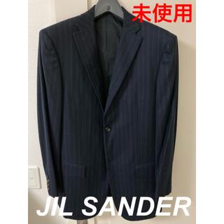 Jil Sander - 【未使用】JIL SANDER ジルサンダー セットアップスーツ カシミヤ混