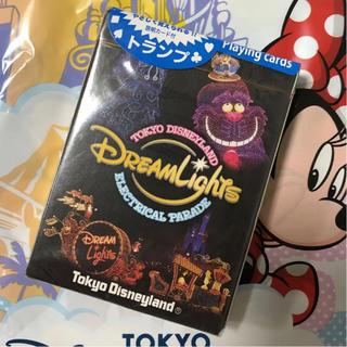 ディズニー(Disney)の再販♡ 新品 エレクトリカルパレード トランプ ディズニーランド(トランプ/UNO)