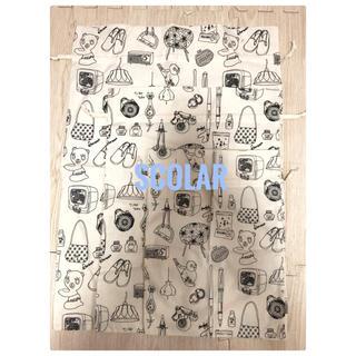 スカラー(ScoLar)のScoLar スカラー 巾着袋 3つセット 大中小(ランチボックス巾着)