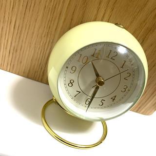 フランフラン(Francfranc)のFrancfranc ♡ 置き時計 アラームクロック(置時計)