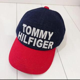 トミーヒルフィガー(TOMMY HILFIGER)のトミーフィルフィガー キャップ(帽子)