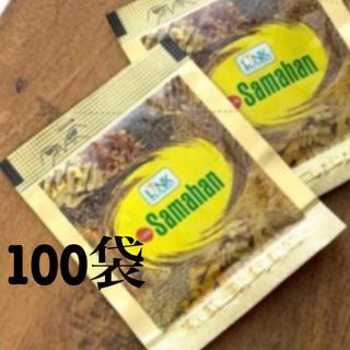 アーユルヴェーダ【サマハン 100袋】スパイスティーハーブティー(茶)