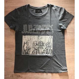 アルトラバイオレンス(ultra-violence)の【ジョジョの奇妙な冒険】ジョジョ・ゾンビーズ Tシャツ(Tシャツ/カットソー(半袖/袖なし))