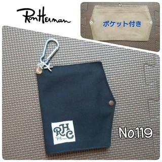ロンハーマン(Ron Herman)のNo.119 ロンハーマンタグ マスクケース インナーポケット付き(その他)
