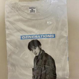 ジェネレーションズ(GENERATIONS)の白濱亜嵐 BOT Tシャツ(ミュージシャン)