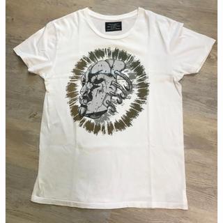 アルトラバイオレンス(ultra-violence)の【ジョジョの奇妙な冒険】石仮面 BEAMS限定Tシャツ(Tシャツ/カットソー(半袖/袖なし))