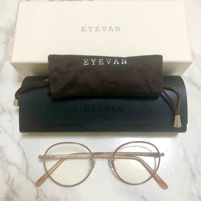 TOM FORD(トムフォード)のEYEVAN メガネ オリバーピープル レディースのファッション小物(サングラス/メガネ)の商品写真