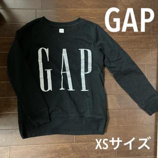 ギャップ(GAP)のGAP 裏起毛トレーナー スウェット ロゴ(トレーナー/スウェット)