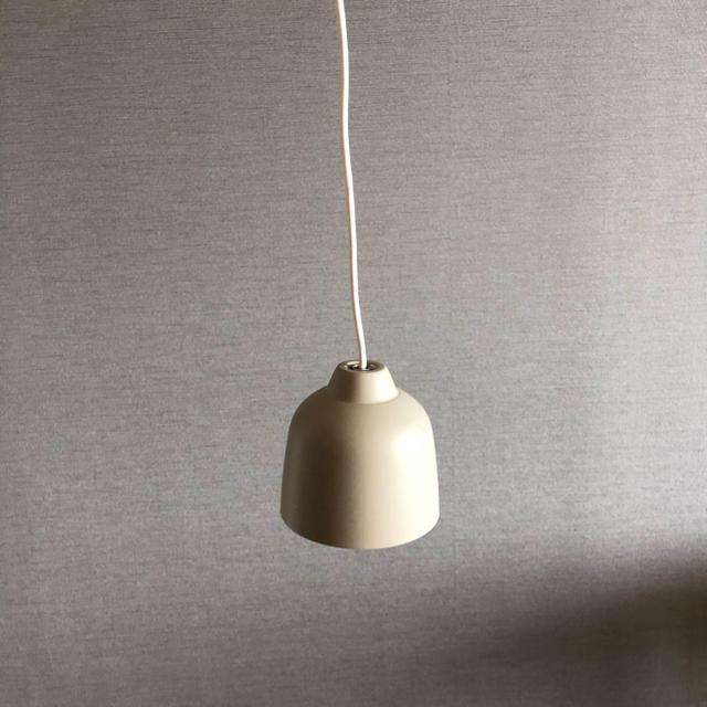 KOIZUMI(コイズミ)のコイズミ AP47590L ペンダントライト グレージュ インテリア/住まい/日用品のライト/照明/LED(天井照明)の商品写真