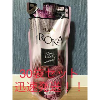 カオウ(花王)のフレア フレグランス IROKA ホームリュクス パウダリー ピオニーの香り(洗剤/柔軟剤)