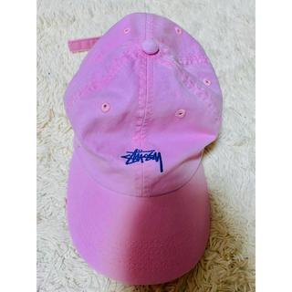 ステューシー(STUSSY)のstussy キャップ 帽子(キャップ)