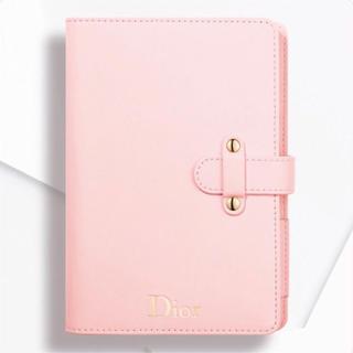 ディオール(Dior)のDIOR手帳(ノート/メモ帳/ふせん)