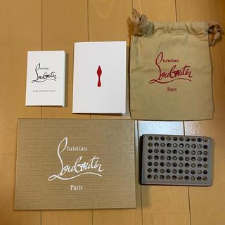 クリスチャンルブタン(Christian Louboutin)の新品未使用⭐︎クリスチャンルブタン カードケース(名刺入れ/定期入れ)