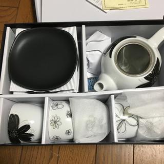 レノマ(RENOMA)のrenoma きゅうす、湯呑み、小皿セット(食器)