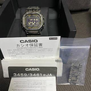 ジーショック(G-SHOCK)のGMW-B5000TCM-1JR  GMWB5000 チタン 新品同様(腕時計(デジタル))