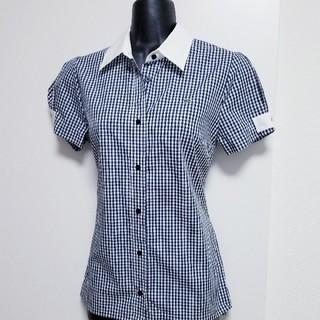 ラコステ(LACOSTE)のLACOSTE 半袖シャツ  レディース38(シャツ/ブラウス(半袖/袖なし))