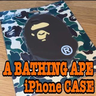 アベイシングエイプ(A BATHING APE)のA BATHING APE iPhone Case(iPhoneケース)