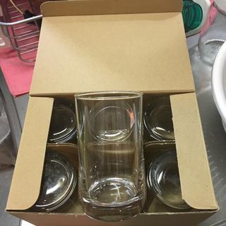 トウヨウササキガラス(東洋佐々木ガラス)のタンブラーグラス6個セット(食器)