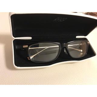 フォーナインズ(999.9)の999.9 NPM-26 フォーナインズ 黒 眼鏡(サングラス/メガネ)