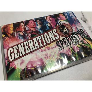 ジェネレーションズ(GENERATIONS)のGENERATIONS♡SPEEDSTER DVD(ミュージック)