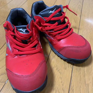ミズノ(MIZUNO)のミズノ 安全靴 23.5cm(その他)