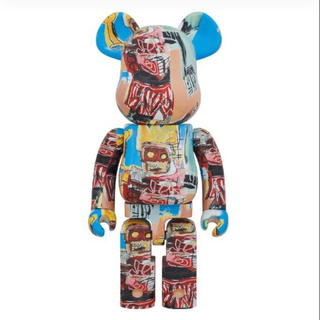 BE@RBRICK JEAN-MICHEL BASQUIAT #6 1000%(その他)