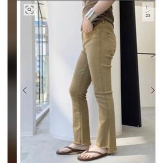 アパルトモンドゥーズィエムクラス(L'Appartement DEUXIEME CLASSE)のアパルトモン  MOTHER INSIDER CROPインサイダークロップ(デニム/ジーンズ)