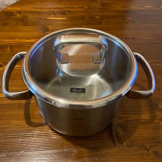 フィスラー(Fissler)のfissler フィスラー 両手鍋18cm(鍋/フライパン)