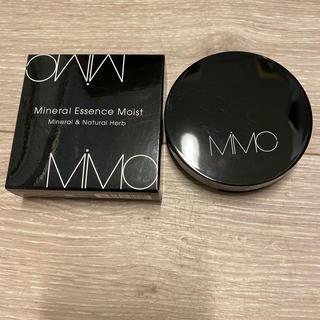 エムアイエムシー(MiMC)のMIMC ミネラルエッセンスモイスト ファンデ ピュアニュートラル (ファンデーション)