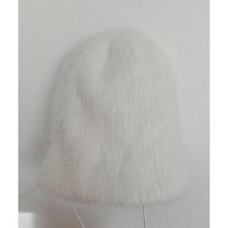イング(INGNI)のイング【INGNI】ふわふわニット帽 レディース(ニット帽/ビーニー)