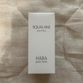 ハーバー(HABA)の★新品未使用 HABA スクワラン 化粧オイル 30ml(オイル/美容液)