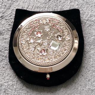 ジルスチュアート(JILLSTUART)の未使用 美品 ジルスチュアート ヴィンテージジュエル コンパクトミラー 鏡 (ミラー)