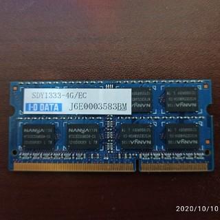 アイオーデータ(IODATA)のSDY1333-4G/EC(PCパーツ)