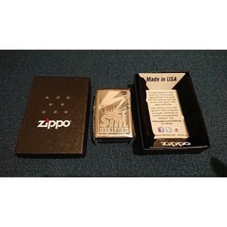 ジッポー(ZIPPO)の新品未使用 SiM Zippo シリアルナンバー入り(ミュージシャン)