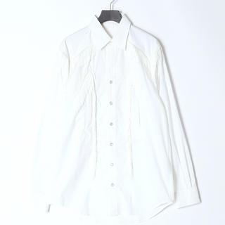 トーガ(TOGA)のTOGA VIRILIS Typewriter fringe shirt(シャツ)