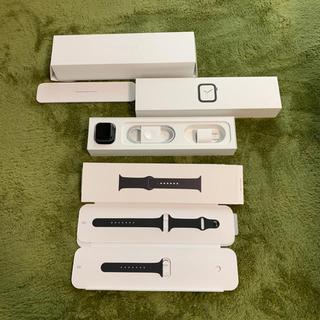 Apple Watch - Apple Watch Series 4 スペースグレイ GPS 40mm