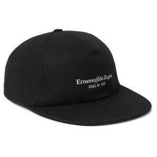 フィアオブゴッド(FEAR OF GOD)の新品未使用 FEAR OF GOD ZEGNA Baseball Cap(キャップ)