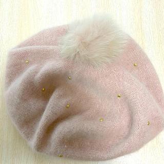 リズリサ(LIZ LISA)の期間限定!ベレー帽 LIZLISA(ハンチング/ベレー帽)
