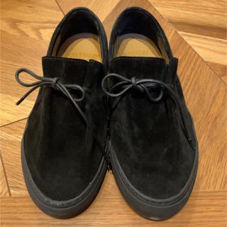 ユナイテッドアローズ(UNITED ARROWS)のSOLOVIERE スエードシューズ(ローファー/革靴)