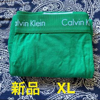 カルバンクライン(Calvin Klein)の新品 カルバンクライン  XL(ボクサーパンツ)