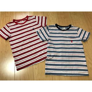 コーエン(coen)のcoen  ボーダーTシャツ  2枚セット(Tシャツ/カットソー)