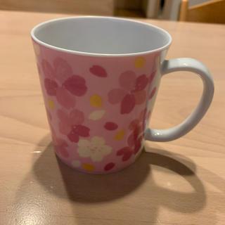 Starbucks Coffee - スターバックス 桜 マグカップ