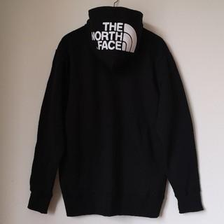 ザノースフェイス(THE NORTH FACE)のノースフェイス リアビューフルジップパーカー L ブラック NT11930(パーカー)