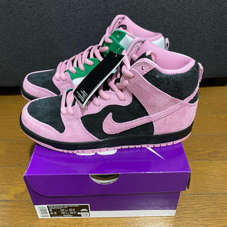 ナイキ(NIKE)の26cm NIKE SB DUNK HIGH INVERT CELTICS(スニーカー)