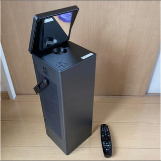 エルジーエレクトロニクス(LG Electronics)のLG 4K HDR対応レーザープロジェクター HU80KS(プロジェクター)
